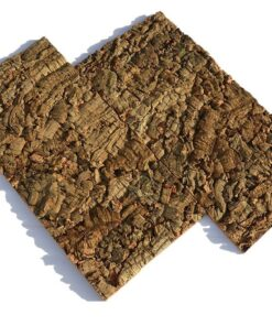 Roccia cork wall panels sustainable house insulation material