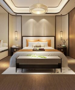 espresso Ipanema forna affordable cork flooring bedroom dark