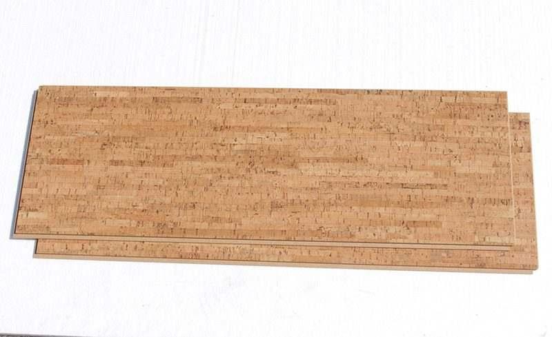 floating cork floor silver birch forna 12mm