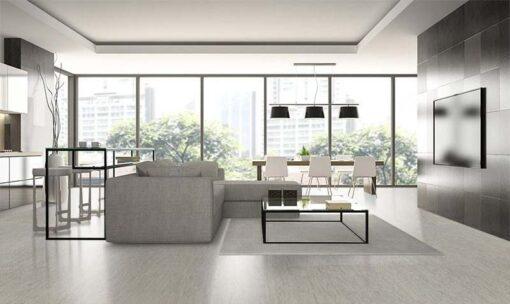 gray bamboo cork flooring trend sustainable modern interior home design