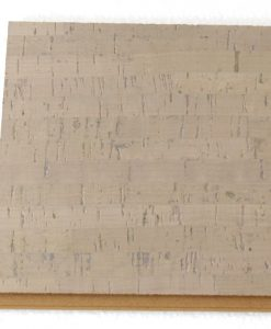 gray bamboo floating cork flooring 12mm sample