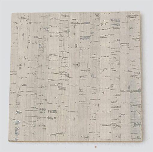 gray bamboo forna cork tiles sample