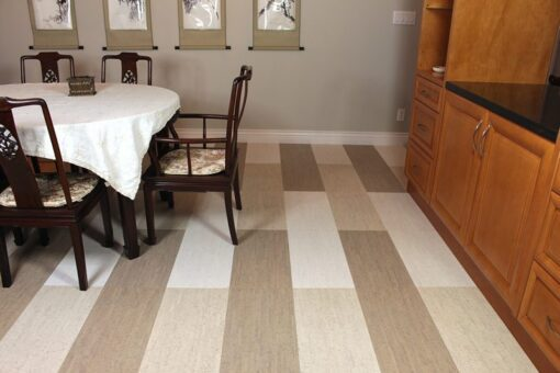 gray bamboo white bamboo bleached birch cork tiles