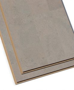 gray cork flooring gray leather floating