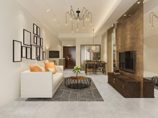 gray leather cork flooring noise reduction eco friendly home
