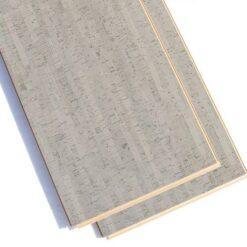 grey cork flooring gray bamboo click