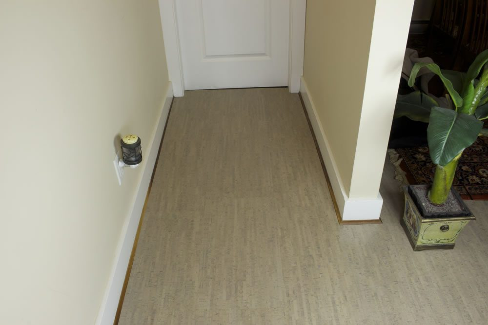 Cork Floor Tiles Gray Bamboo 6mm 22sq Ft Per Package
