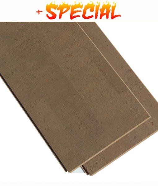 grey cork floors taupe leather floating on sale