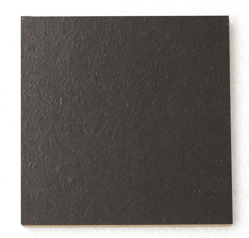 jet black forna cork tiles sample