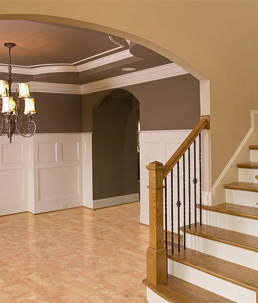 Leather Cork Flooring
