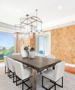 leather forna wall cork tiles feature wall insulation