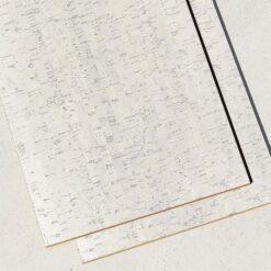 light cork flooring bleached birch 6mm tiles