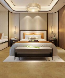logan forna luxury bedroom sustainable flooring materials leed