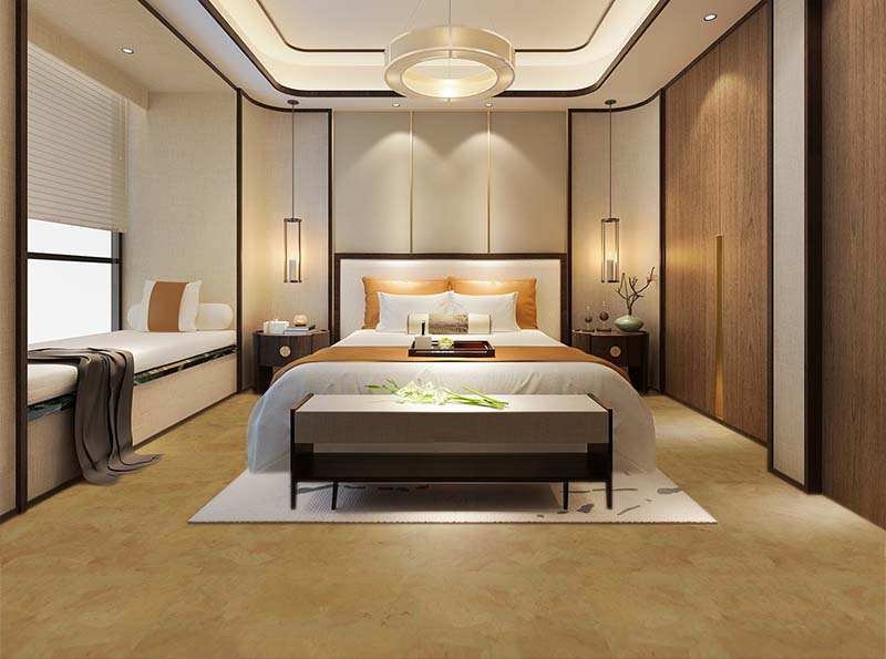 logan forna luxury bedroom sustainable flooring materials leed
