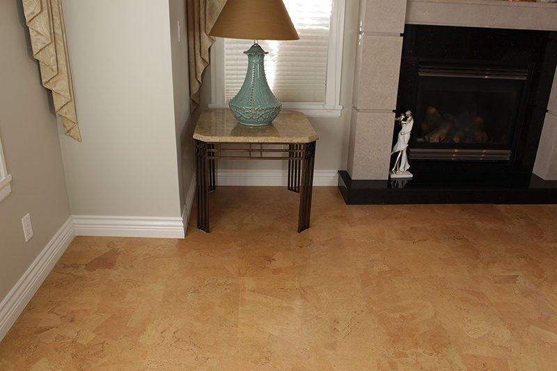 luxury flooring cork logan meeting room