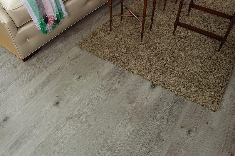 Vinyl wood plank flooring cork barn wood for Cork linoleum