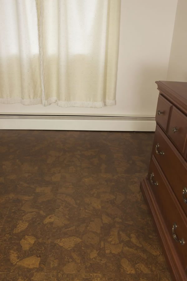 Maple Ripple Cork Flooring 11mm Floating
