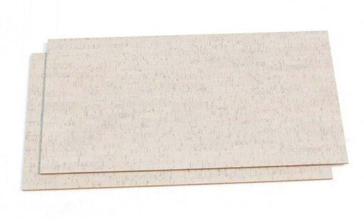 modern cork flooring bleached birch 8mm