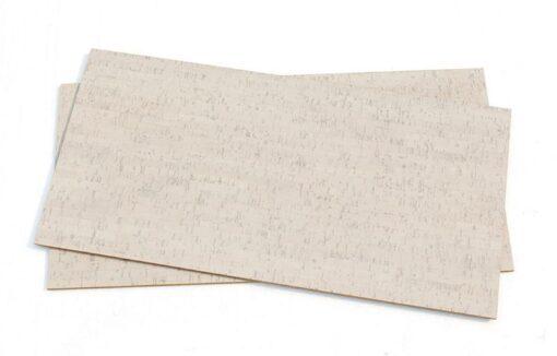modern cork flooring bleached birch 8mm forna