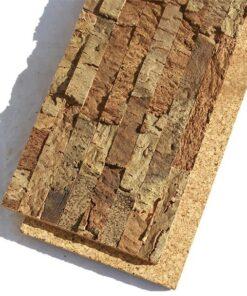 narrow bricks cork wall panels best sustainable insulation music room