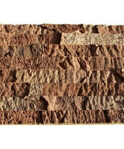 narrow bricks cork wall panels soundproofing