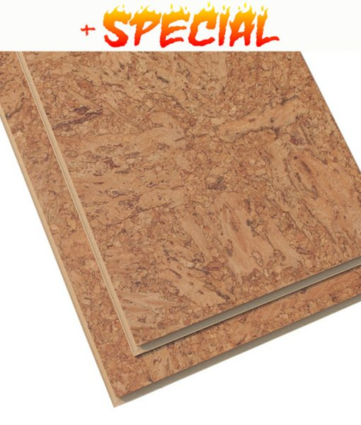 natural cork floors salami 11mm click on sale