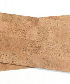 natural cork tiles leather green home