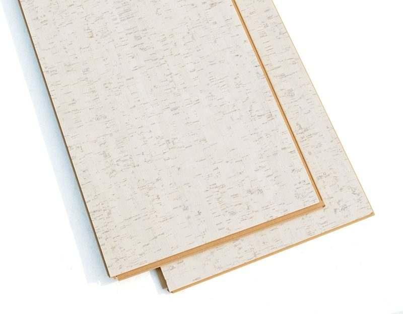 off white cork flooring bleached birch floating