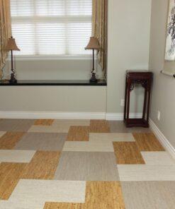 parquet flooring cork silver birdh bleached birch gray bamboo