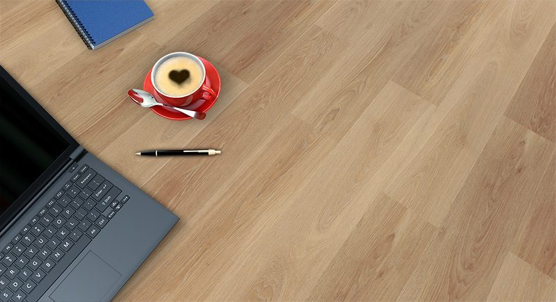 pine wood fusion cork floating flooring uniclic green material Best Flooring For Allergies