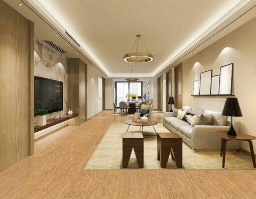 popular flooring silver birch forna cork tiles