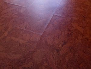 Adhesive With Cork Glue Down Tiles