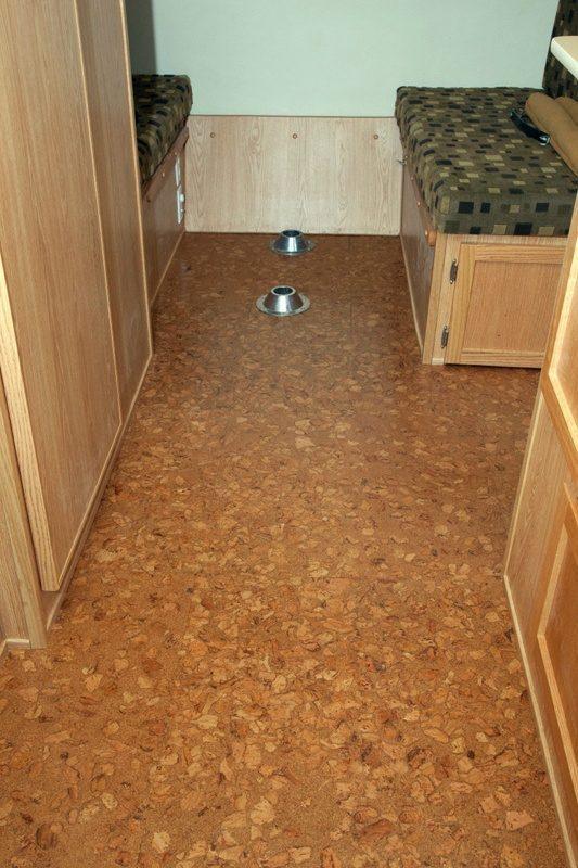 Resilient Floors Sand Marble 4mm Natural Cork Tiles Icork Floor Store
