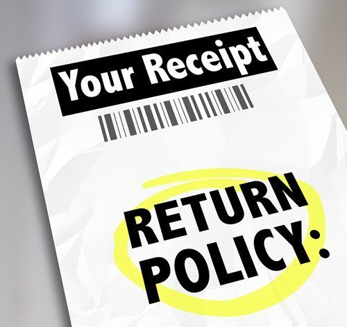returns exchanges policy