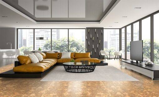 rococo forna cork flooring luxury home silence renewable