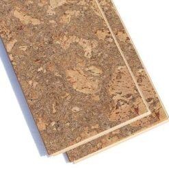 rococo forna half inch cork floor planks