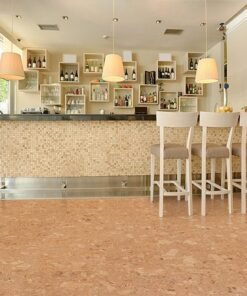 salami cork floor counter cafe bar