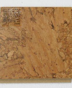 salami floating cork flooring 11mm sample