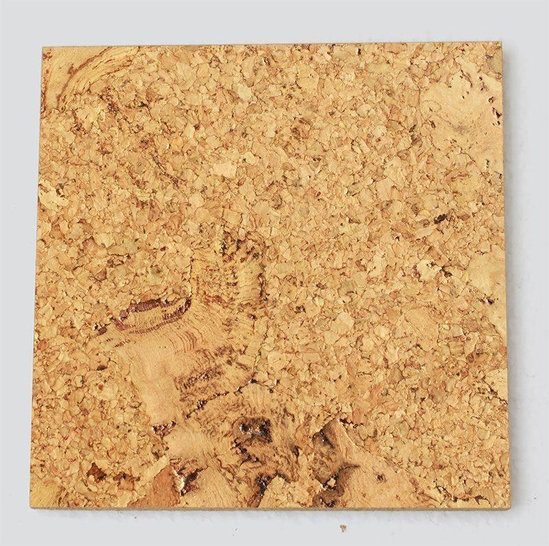 salami forna cork tiles sample