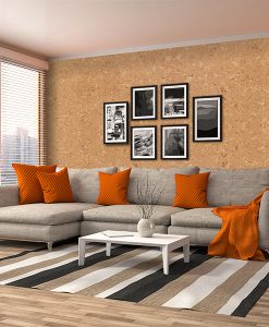 salami forna decorative cork wall tiles sound deadening material