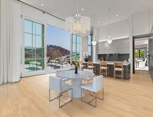 sandstorm design cork most durable flooring options for modern home