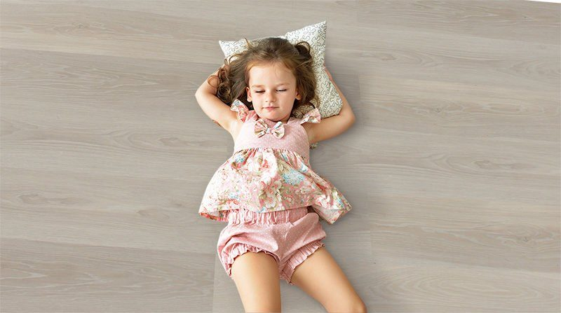 silver pine forna cork floor warm flour eco friend green home for kids room