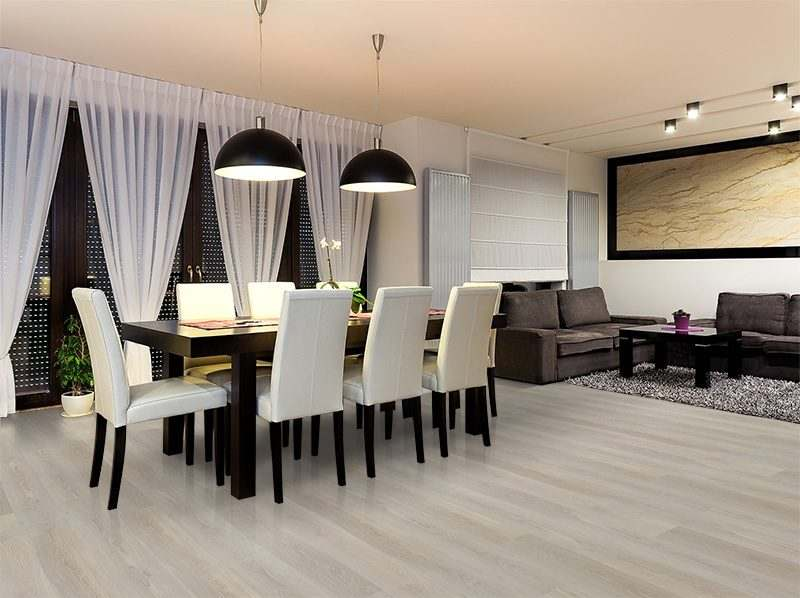 Silver Pine cork flooring