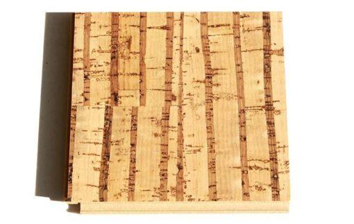 sisal 12mm cork floating floor sample