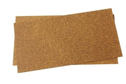 solid cork tiles golden beach 6mm