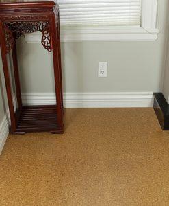 soundproof apartment flooring golden beach cork