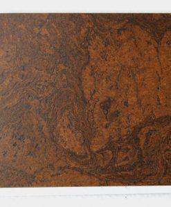 sunny ripple cork flooring tile sample