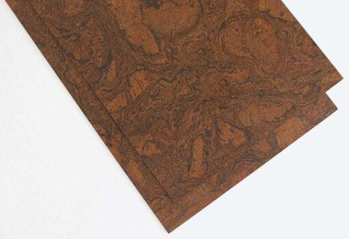 sunny ripple cork tiles