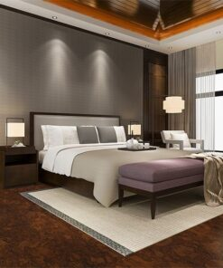 sunny ripple forna cork floor hotel bedroom suit interior design soundproof