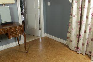 sustainable flooring cork
